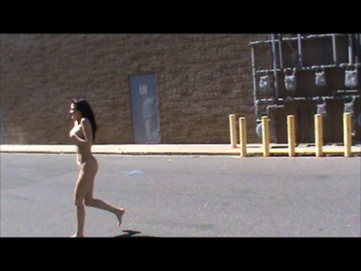 Mel brown completely naked