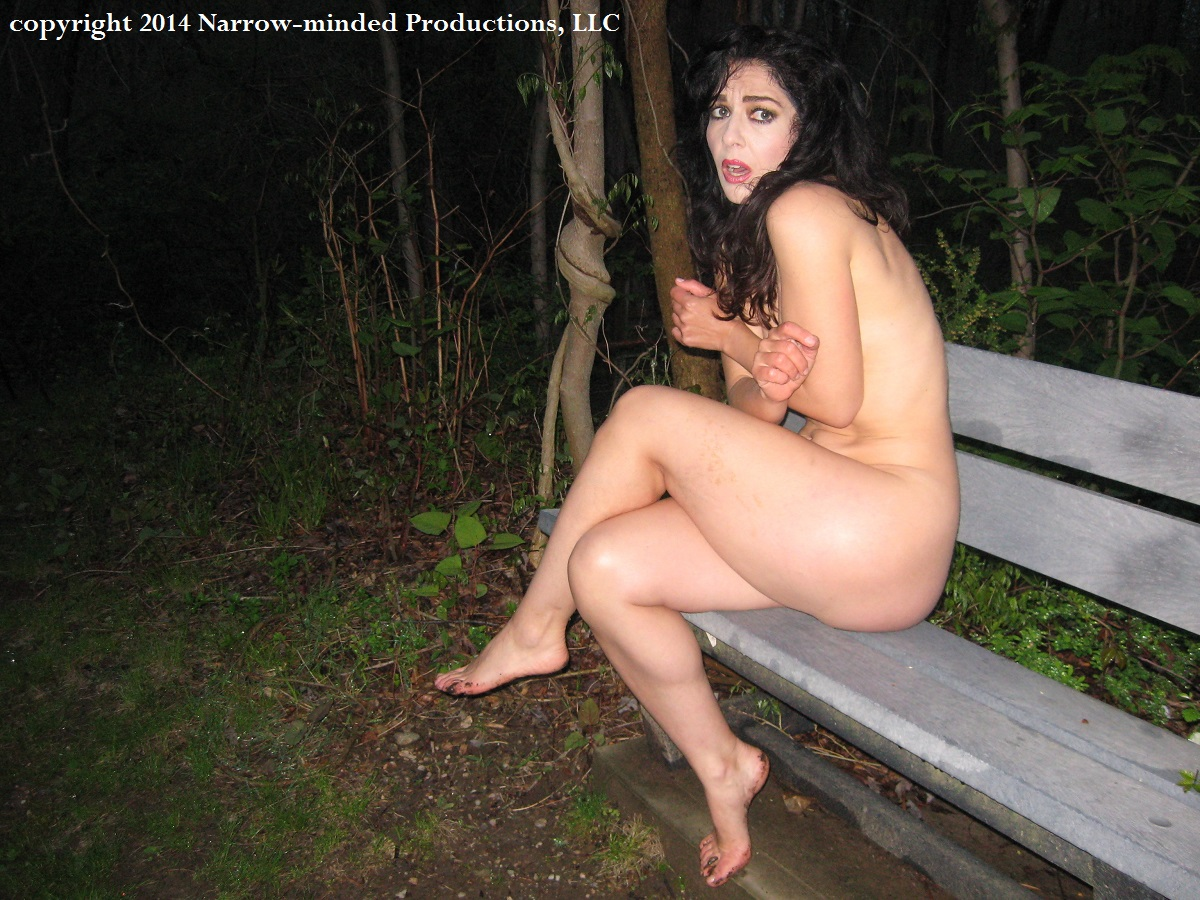 she is so hot naked